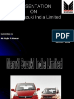 Maruti Suzuki India Limited (2)