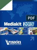Mediakit 2013 Ene
