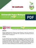 Cluster Sampling(Edited)