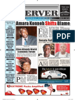 Liberian Daily Observer 01/22/2014