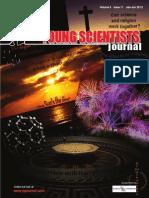 Young Scientist Journal (Jan-Jun) 2012
