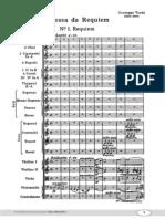 Verdi - Requiem - 1 - Requiem