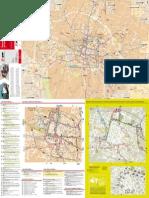 Mappa Bus Bologna Aprile 2012 Con TDays