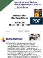 Presentation Zoinal