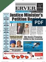 Liberian Daily Observer 01/24/2014