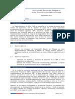 Informe Bechmarck SBR Supérintendencias Chile