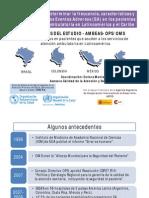 Resultados Estudio AMBEAS - Peru