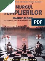 Hanny Alders - Amurgul Templierilor