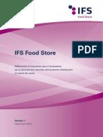 Ifs Food Store Fr