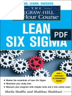 Six Sigma in 36 hours
