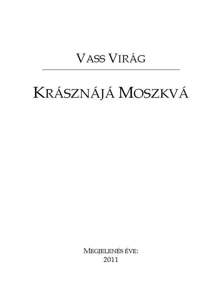 Vass Virag - Krasznaja Moszkva b1c16c456c
