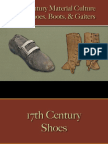 Footwear - Male Shoes, Boots & Gaiters