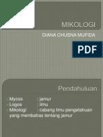 Mikologi [Dr. Diana]