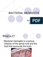 Bacterial Meningitis Presentation