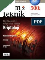 bilim teknik 2009