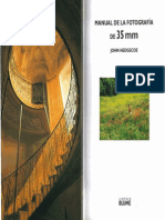 Manual de Fotografa de Hedgecoe - Uso de La Cámara - Parte 1