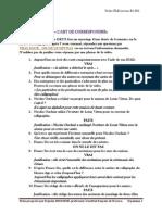 Art de correspondre (FLE B2)_corrigés