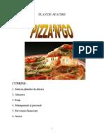 Plan de Afaceri pizza