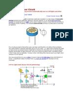 Day Light Sensor Circuits
