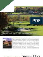 The RiTz-CaRlTon Golf Club, CREiGHTon FaRms