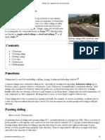 Siding (Rail) - Wikipedia, The Free Encyclopedia