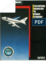 Stratospheric Observatory for Infrared Astronomy (SOFIA) Leaflet w/OCR