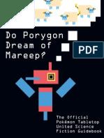 Do Porygon Dream of Mareep 1.00