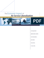 Economic Impact of Air Service Liberalization Final Report