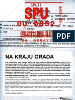 Tamara Visković Splitski Pojmovnik Nomad Studeni 1999