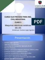 Curso Electricidad Clase 5, Maq Fijas