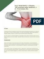 Caso Clinico Colica Renale