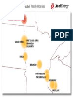 Trans Canada Incident Xcel Energy Map