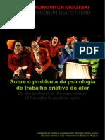 Vigotski - Sobre o Problema Da Psicologia Do Trabalho Criativo Do Ator - 1932 - Revisto