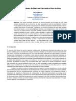Bitcoin Spanish Draft v3 - Spanish translation of Satoshi Nakamoto's Bitcoin paper