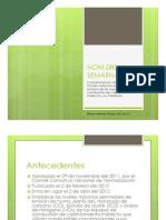 NOM-085-SEMARNAT-2011 (Versión ponencia)
