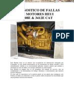 Manual Diagnostico Fallas Motores Heui 3408e-3412e Caterpillar