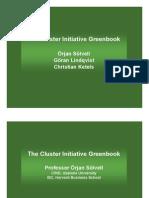 Greenbook presentation