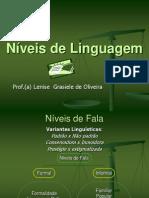 02-Níveis de Linguagem