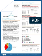 Adwords -Quality Score Cheat Sheet