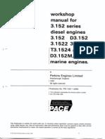 Perkins Engines Workshop Manual