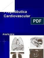 Propedêutica Cardiovascular