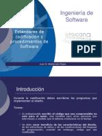 estandares codificacion
