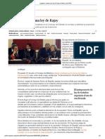 Zapatero cambia una ley de Rajoy _ Política _ EL PAÍS