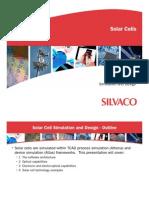 Solar Cell Simulation
