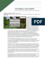 'Minecraft' arrasa en los iPhone y en los Android _ Tecnología _ EL PAÍS