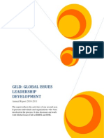 GILD Annual Report 2010 - 2011
