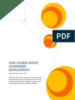 GILD Annual Report 2010 - 2011