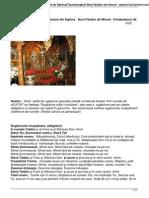Acatistul Sfantului Ierarh Nectarie Din Eghina Noul Fctor de Minuni 922 Noiembrie