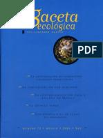 Gaceta Ecologica
