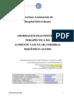 Abordagem Diagnostica Terapeuticado Avci Nohsl